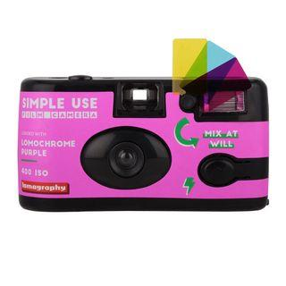 LOMO SIMPLE USE FILM CAMERA 2019 LOMOCHROME PURPLE