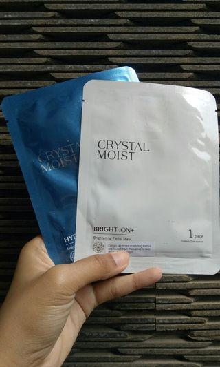 Crystal Moist Sheet Mask