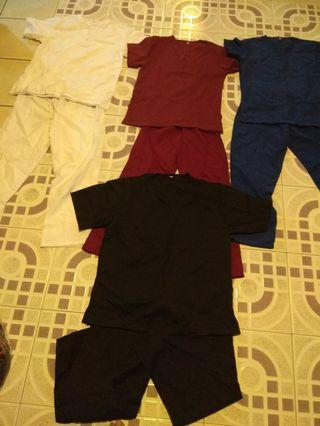 Scrub suit brand new set cod payment