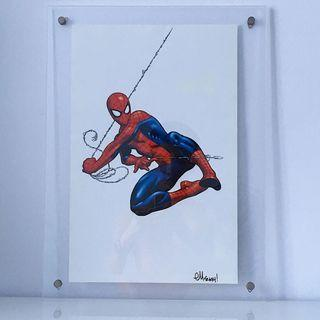 Spider-Man by Ed McGuiness Art Print