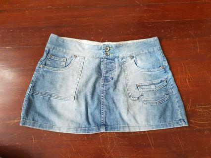 Kamiseta Denim Skirt
