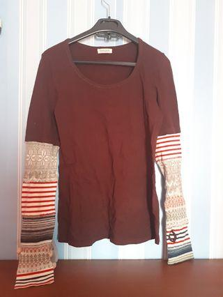 Tshirt brown