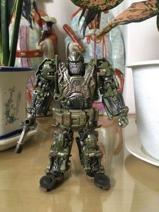 Transformers The Last Knight Autobot Hound