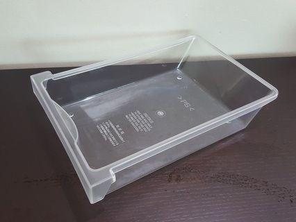 Mitsubishi 3 doors fridge ice cube drawer / tray