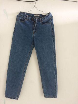 Jeans boyfriend pull and bear