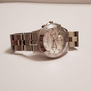 Marc Jacob Silver Watch Stainless Steel