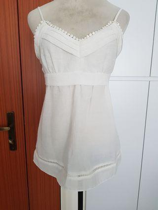 Pre-loved Ness babydoll top