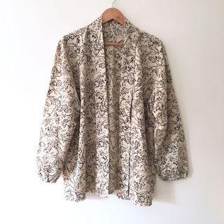Handmade Silk Jacket