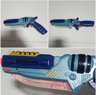 🚚 Nerf Gun