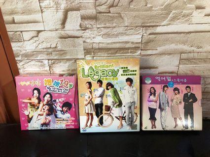🚚 Korean Drama DVD