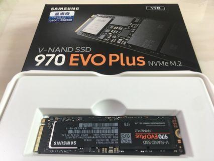 Samsung SSD 970 PRO 1TB NVMe M.2