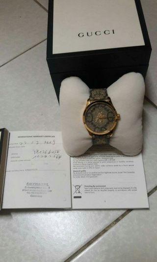 🚚 Gucci今年的限量錶