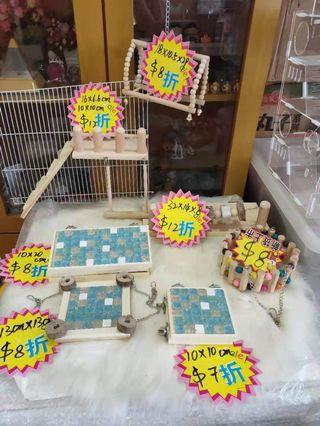 Hamster DIY accessories for cage