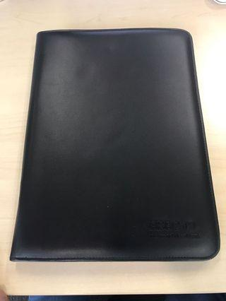 HSBC Leather Folder (A4)