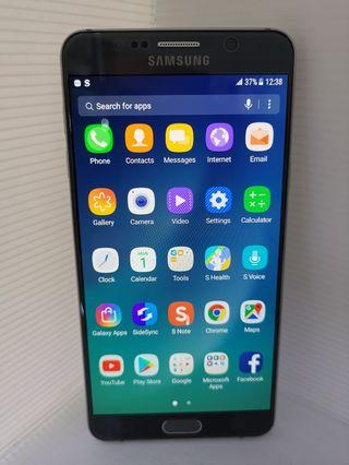 Samsung Note 5 32gb gray(used)