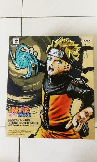 Naruto Vibration Stars