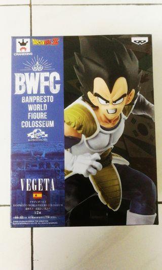 BWFC - Dragonball Vegeta