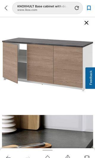🚚 Kitchen Cabinet ikea