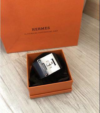 Below RTP - Brand New Authentic Hermes Kelly Dog PHW T1 Black Box Leather