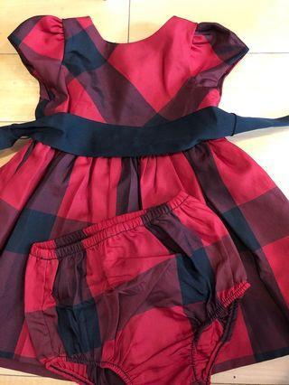 Polo baby girl's dress