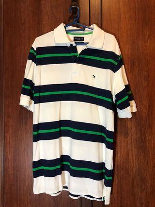 Branded Polo Shirt 100% cotton