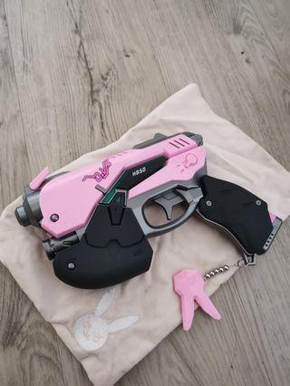 D.Va Light Gun Portable Charger, 8k mAh