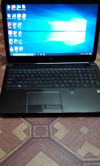 LAPTOP HP 15inch screen