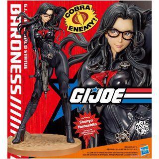 [訂貨] G.I.JOE Baroness 1/7 PVC Statue 男爵夫人=1/7 G.I. JOE 美少女 Figure