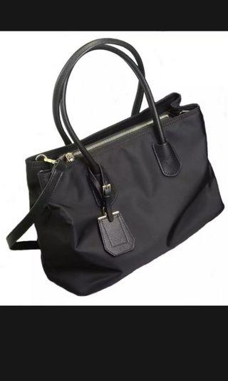 Nylon travel Handbag