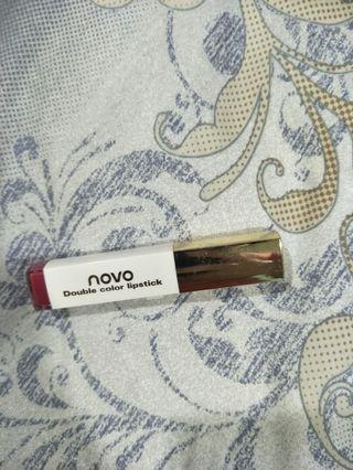 🆓📦Novo double lipstick
