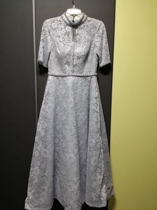 🚚 LACE EVENING DRESS