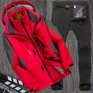 Women Winter Jacket and pants(Extra Warm)