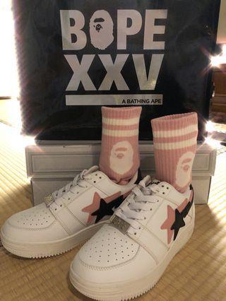🚚 Bape star sneakers
