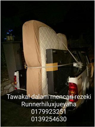 Transport pickup