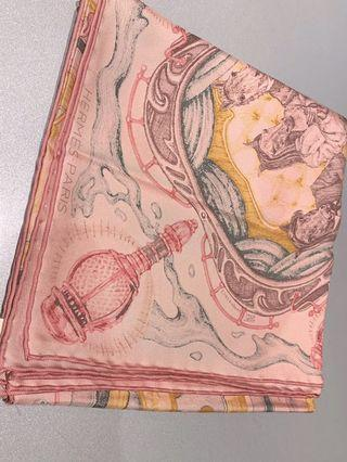 Hermes絲巾