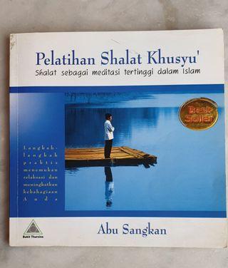 Buku Pelatihan Shalat Khusyu' (Pre-Owned)