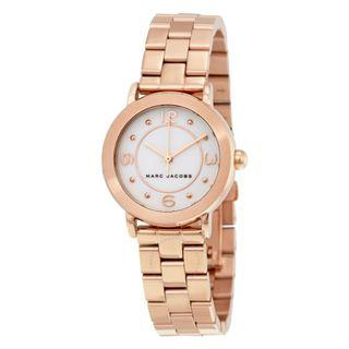 NEW Marc Jacobs MJ3474 Riley White Dial Ladies Watch