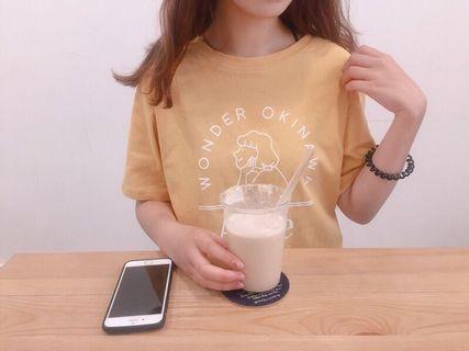 安妮在想什麼🤔短袖T恤