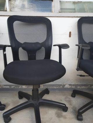 Mesh Office Chairs for sale (6 PC's) @$25 each