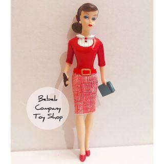 2009年 Mattel Barbie figure 芭比娃娃 職業系列 公仔 絕版玩具 老師 芭比
