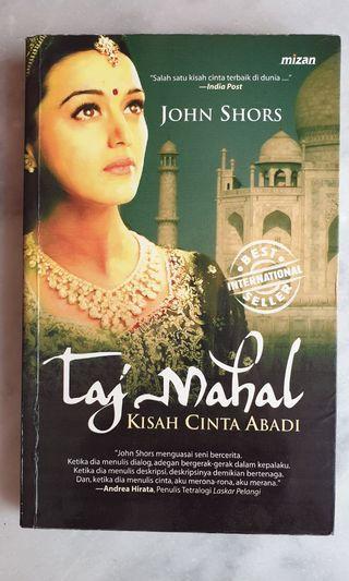 Buku Novel Terjemahan Taj Mahal Kisah Cinta Abadi (Pre-Owned)