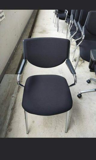 Black Student Chairs  @$15 - $25 each