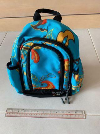 In-Way Printed backpack 印花背包