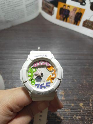 🚚 Baby G Watch
