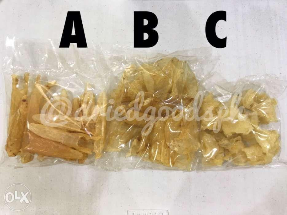 Dried Fish Maw, Food & Drinks on Carousell