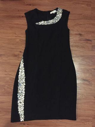 New! Sisa butik! Diamond list dress