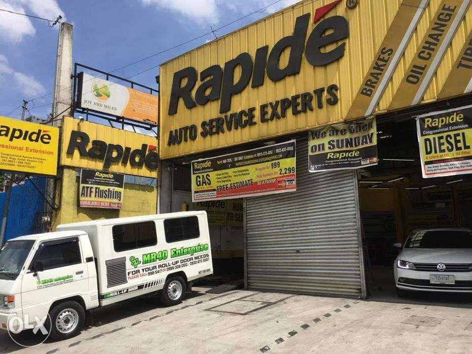 Roll Up Door Repair and Installation Services