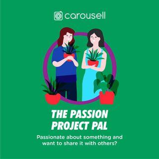 Carouselland 2019 Educational Kits: The Passion Project Pal