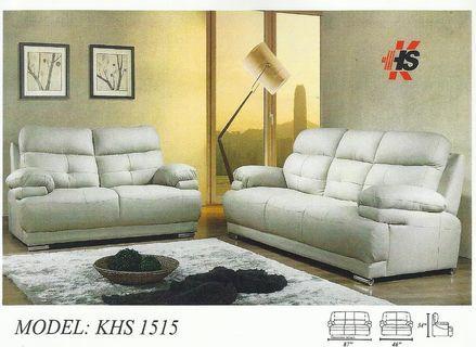 SOFA SET 1+2+3 INSTALLMENT PLAN -KHS 1515