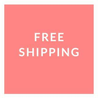 2 weeks only Free shipping on all orders over $30